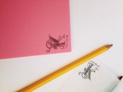 Как сделать штамп для скрапбукинга своими руками?