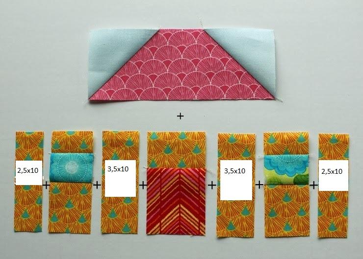 материалы и размеры для изготовления салфетки