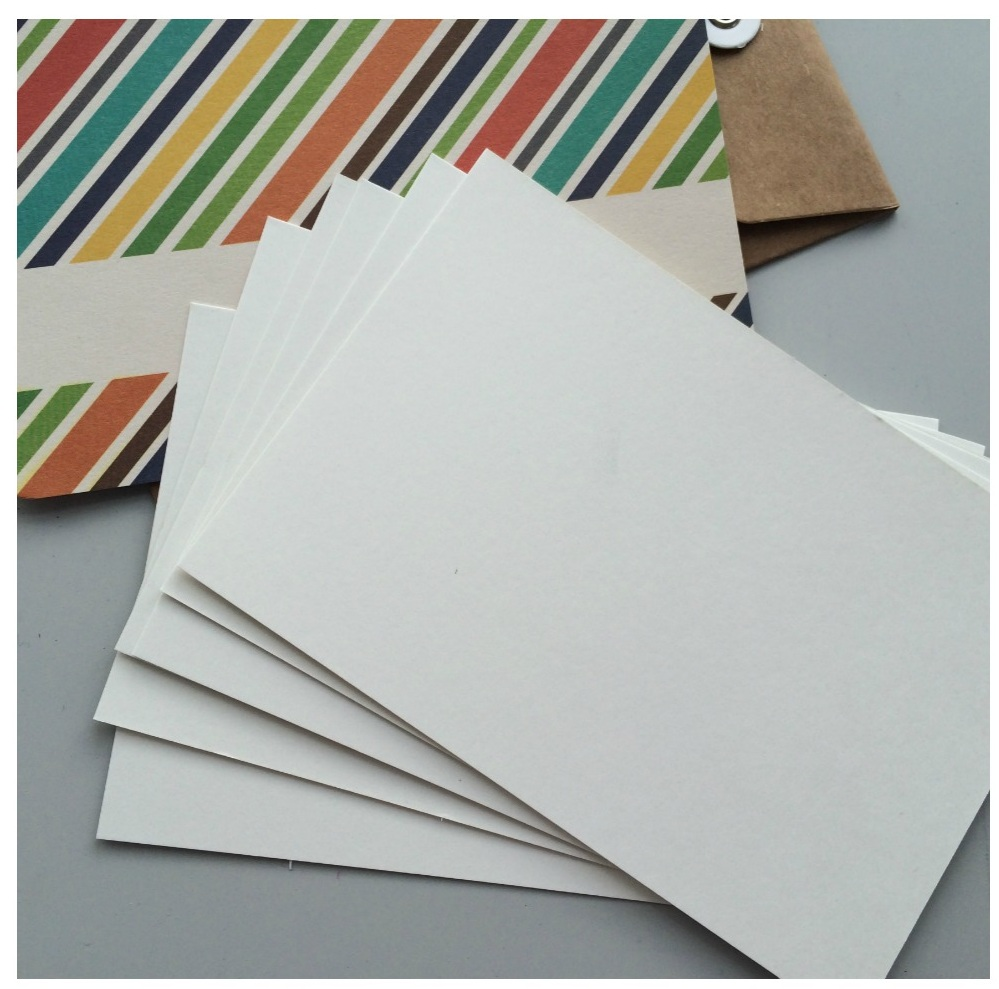 Заготовки для скраб альбома из картона