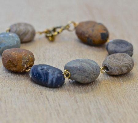Камни из глины своими руками