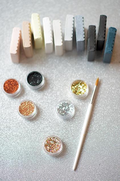 Бусы из полимерной глины-материалы