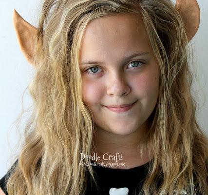 Как сделать ослиные уши фото 141