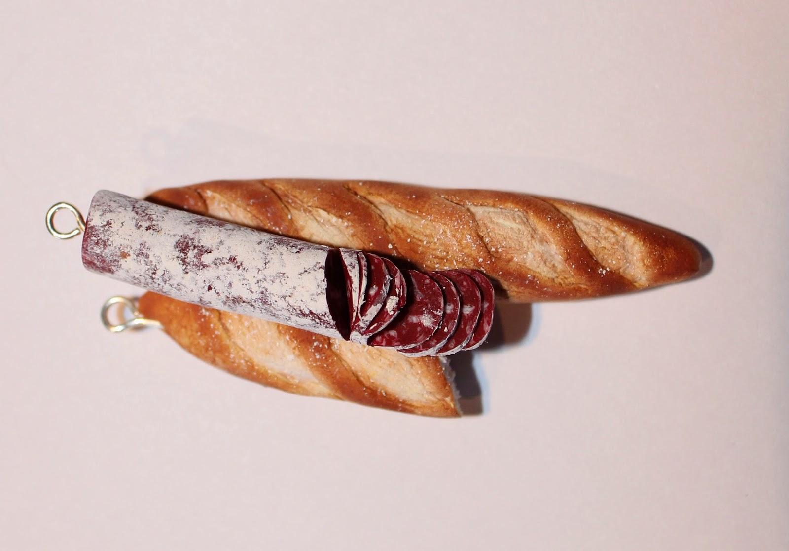 Еда из полимерной глины своими руками