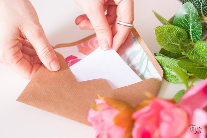 Конверт на свадьбу из бумаги своими руками