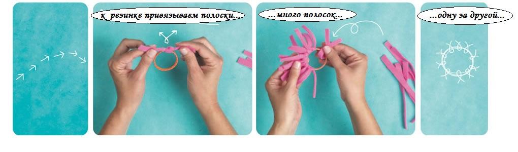 Простая игрушка для кота своими руками