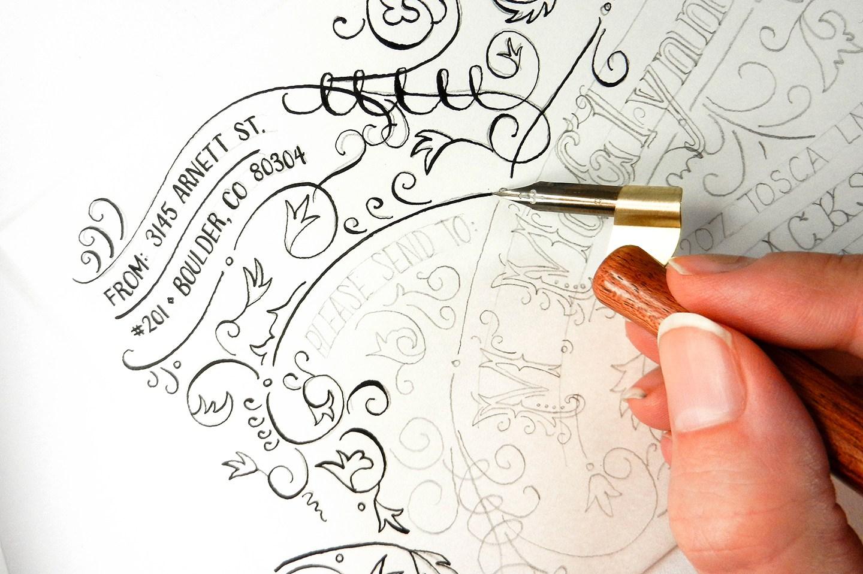 Как красиво оформить письмо
