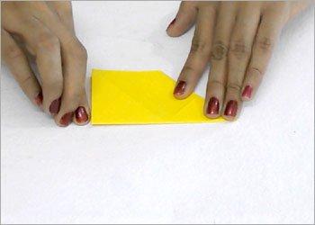 Оригами звезда ниндзя-сложите бумагу