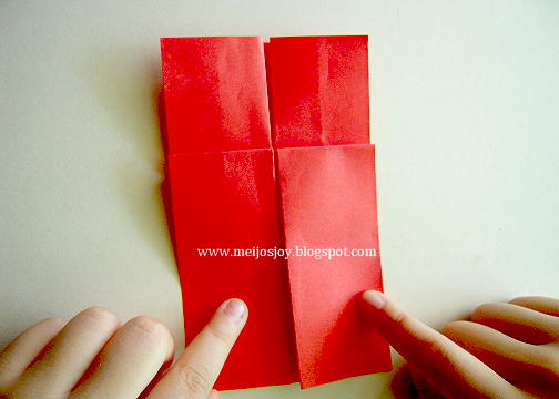 Платье оригами-сделайте линию талии