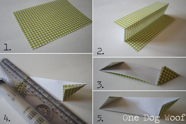 Шар оригами-схема сборки модуля