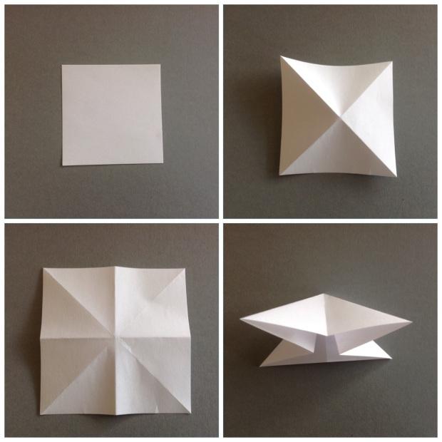 Как сделать вертушку из бумаги?