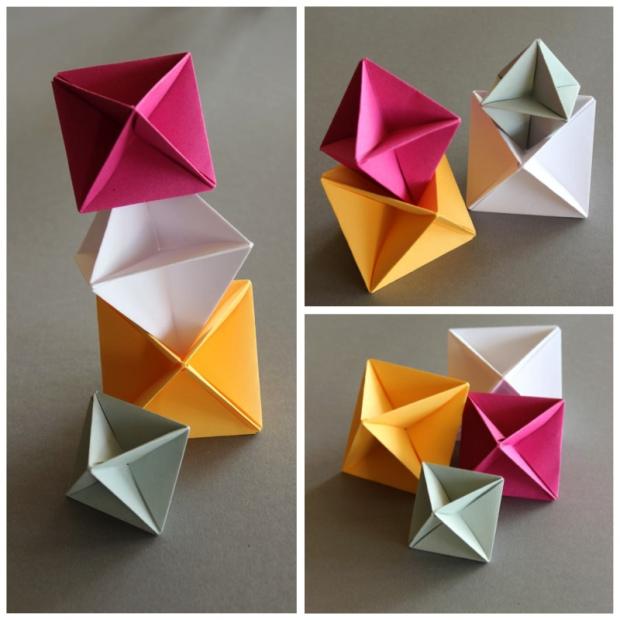 Вертушка из бумаги-сделайте много вертушек