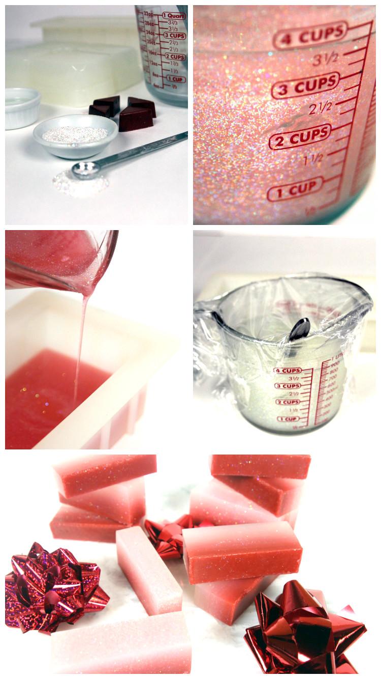 Домашнее мыло ручной работы своими руками