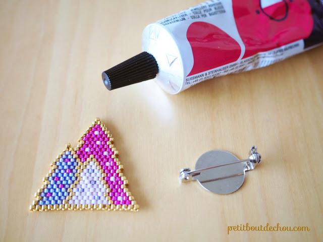 Елочка из бисера для начинающих-материалы для изготовления броши