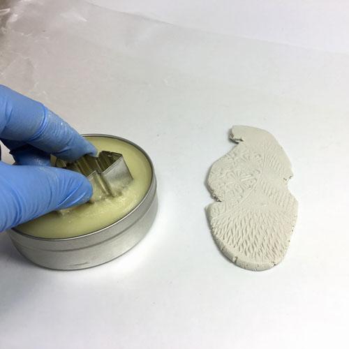 Елочка из полимерной глины-смажьте катер