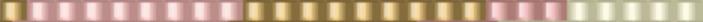 Кулон треугольник из бисера-цвета бисерин для 1 ряда