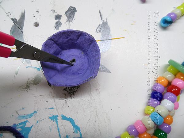 Медуза своими руками из бисера-соберите поделку