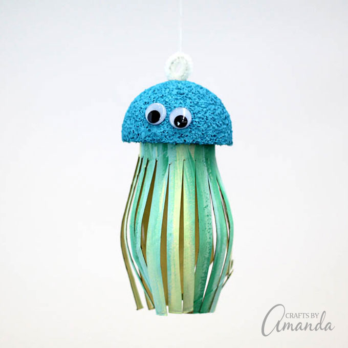 Медузы сделать