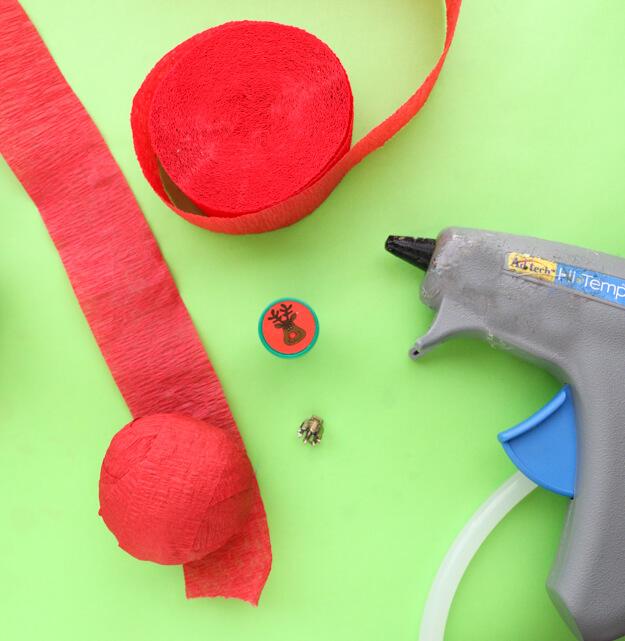 Как сделать анвент календарь из гофрированной бумаги - оформите ваши поделки в виде новогодних шаров