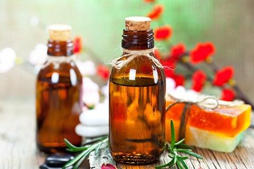 Как сделать домашний шампунь - эфирные масла