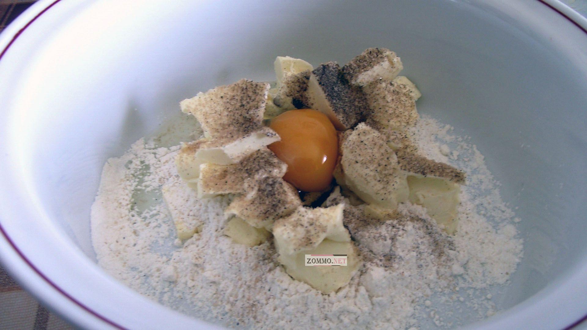 как готовить песочное печенье