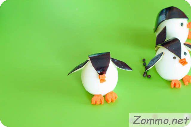 съедобный пингвин