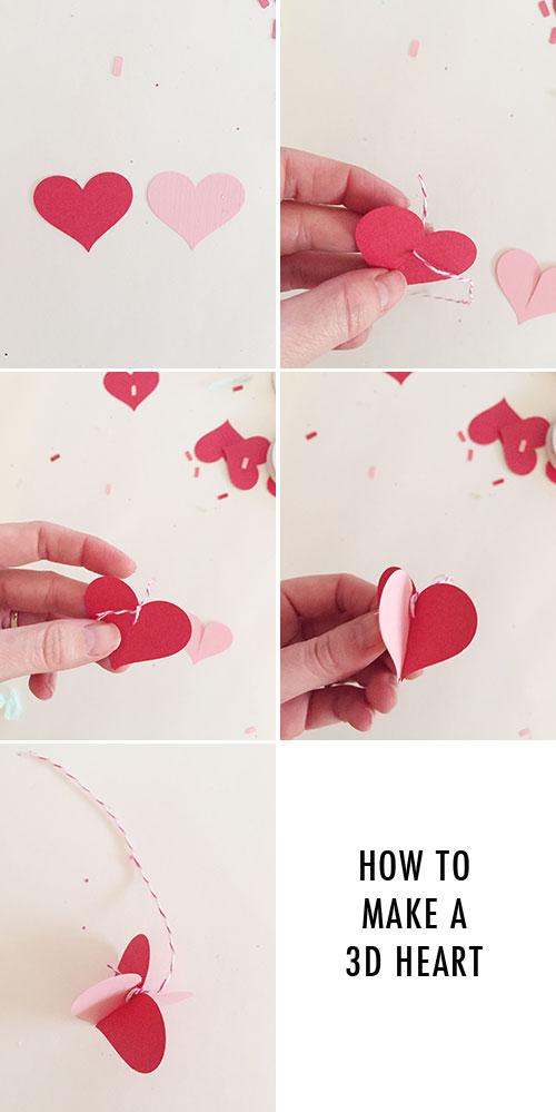 3Д валентинки