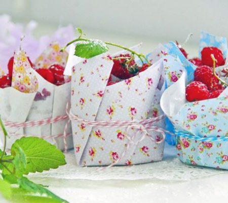Идея для упаковки ягод