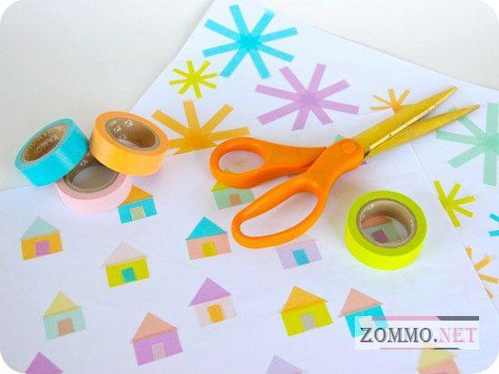 Материалы для изготовления оберточной бумаги