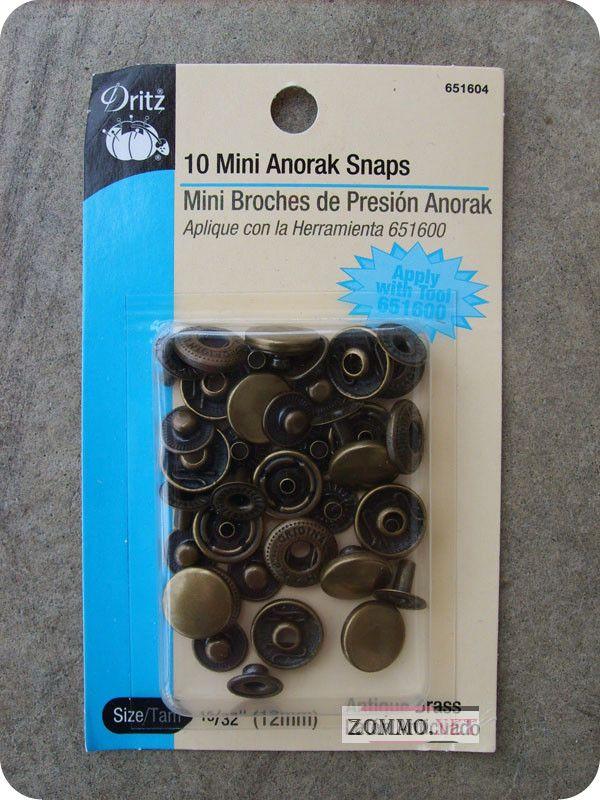 Кнопки для кожи