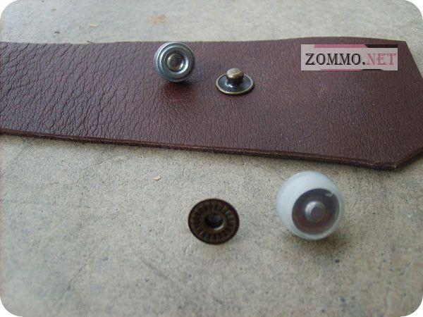 Кнопки и инструмент для нижней части