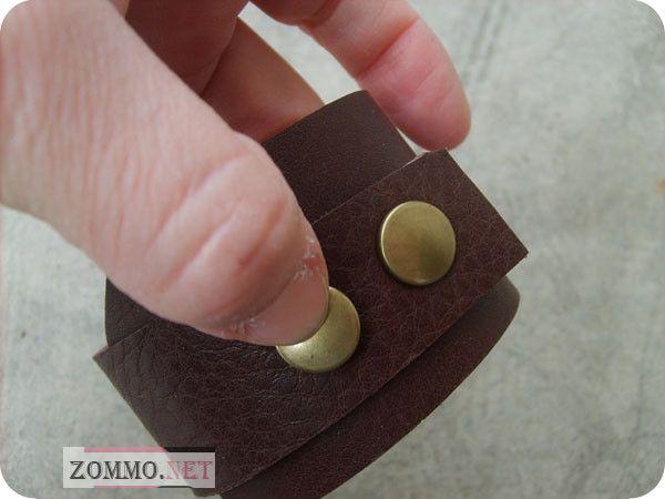 2 кнопки на браслете