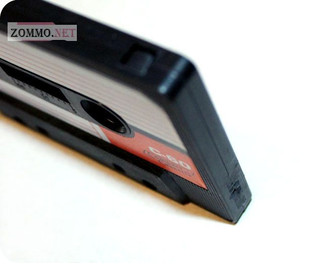 Подставка из кассет для карандашей