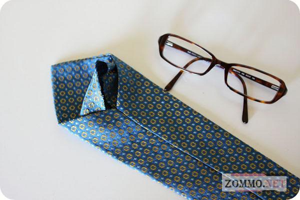 Клеим галстук