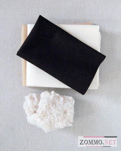 Материалы для создания подушек