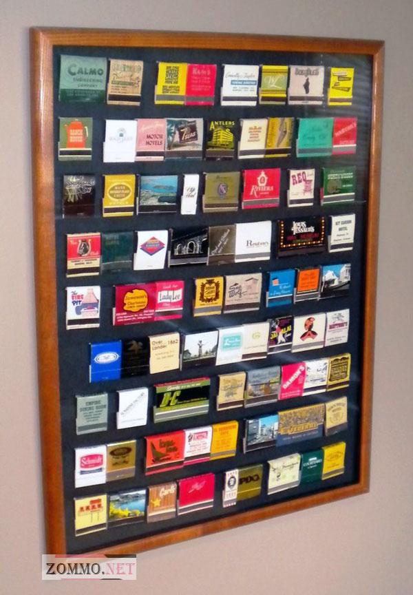 Коллекция пачек от сигарет
