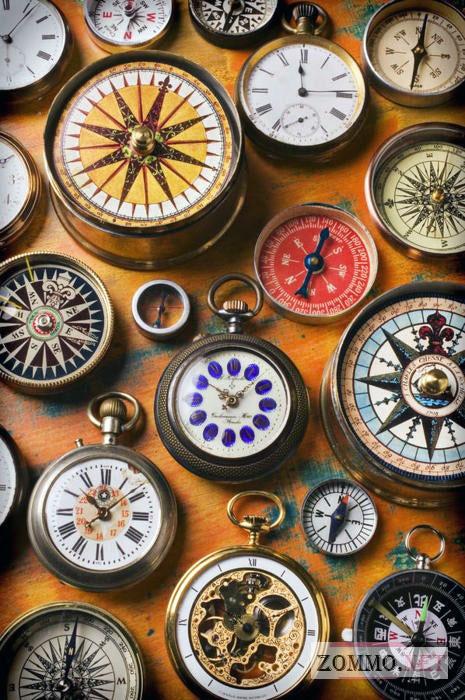 Коллекция карманных часов