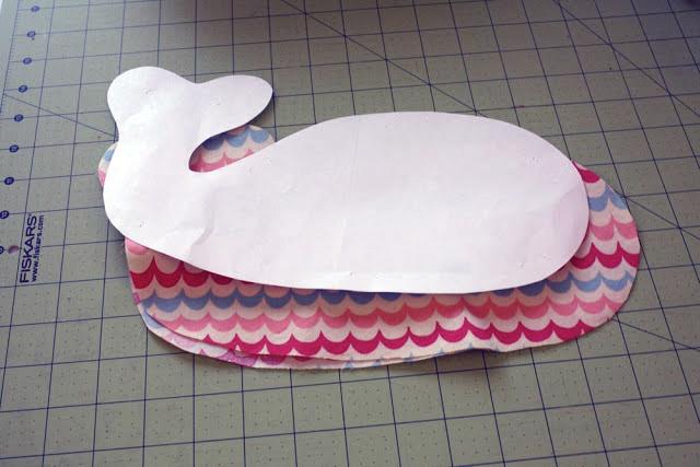 Выкройка для кита