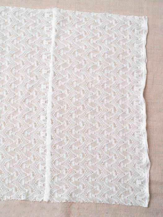 Вырезаем заготовки для шарфа снуда
