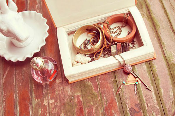 Коробочка для ювелирных украшений