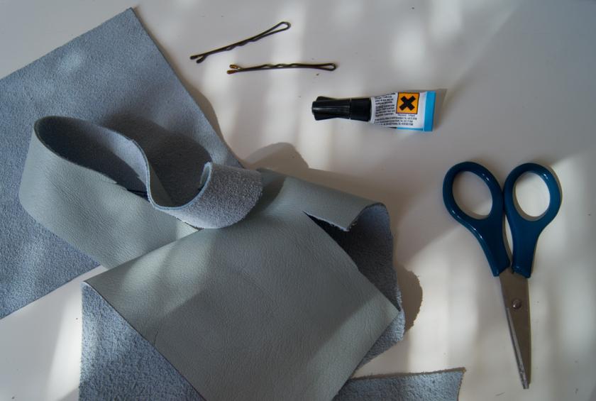 Материалы для создания бантика