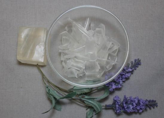 Мыло с лавандой ручной работы 1