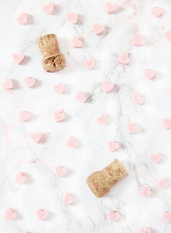 Сахарные сердца 4