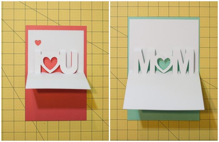 Объемная открытка книжка ко дню матери пошагово, добрым утром
