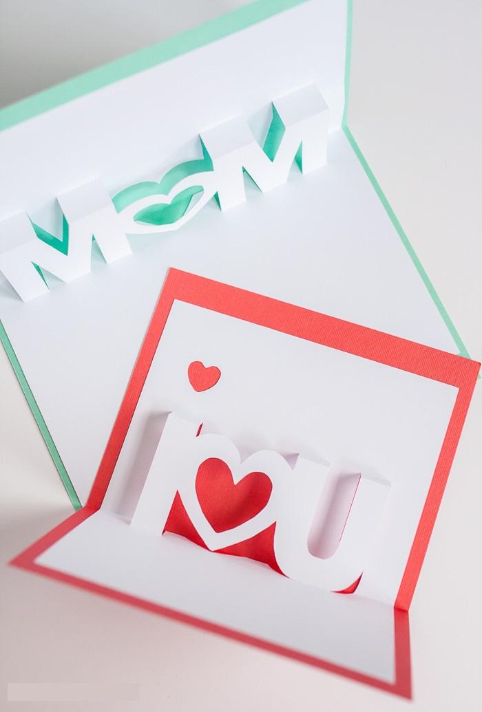 Триде открытка своими руками на день рождения