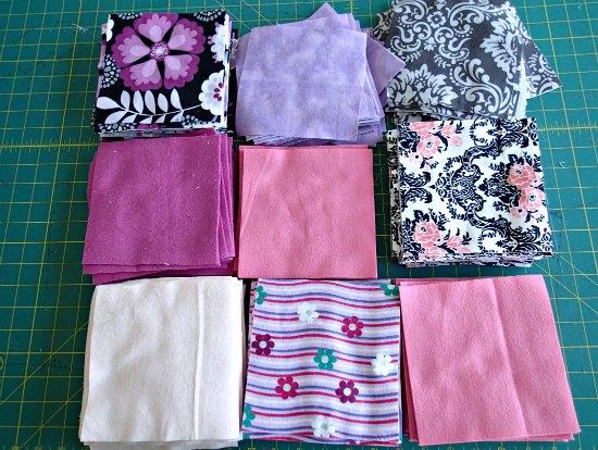 материалы для лоскутного одеяла