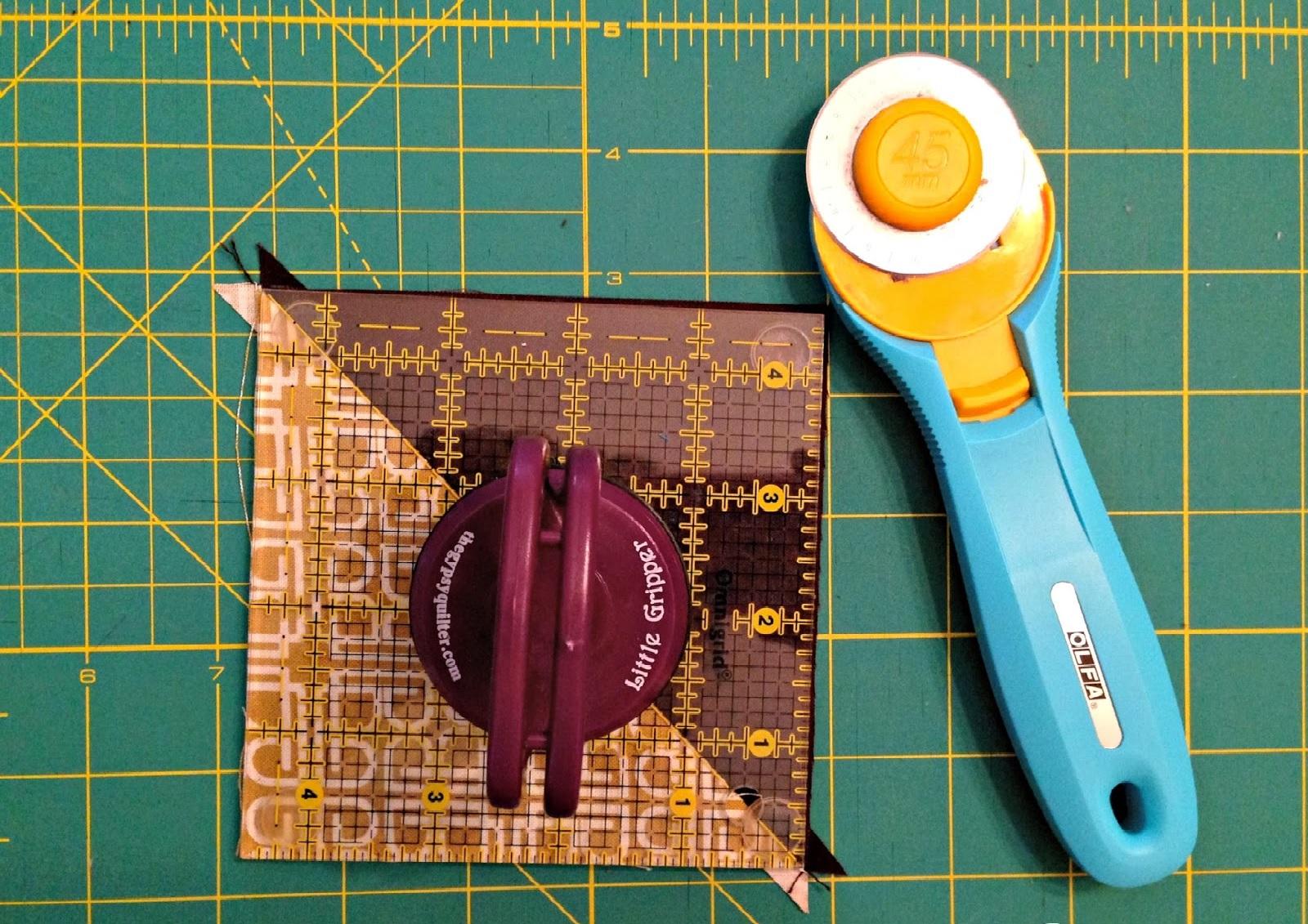 Инструменты для шитья покрывала