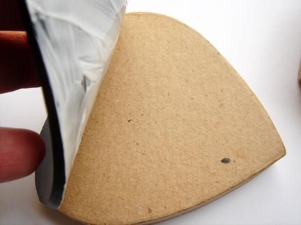 Шкатулка из полимерной глины-приложите глину