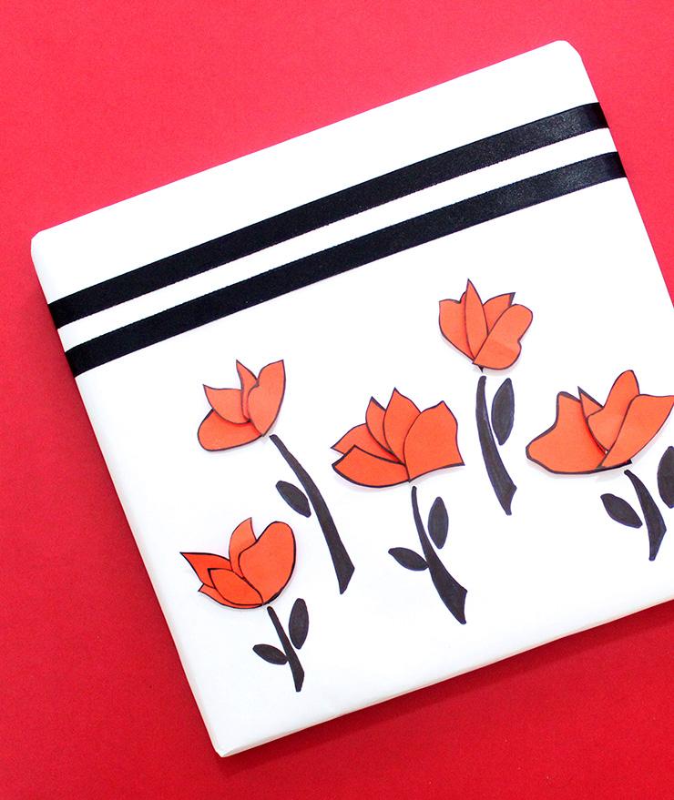 Упаковка подарков в японском стиле своими руками