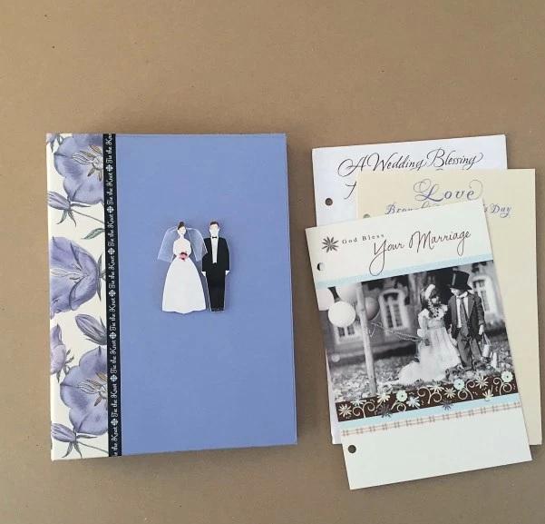 Открытки для книги пожеланий