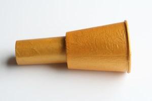 Костюм пирата-покрасьте трубу